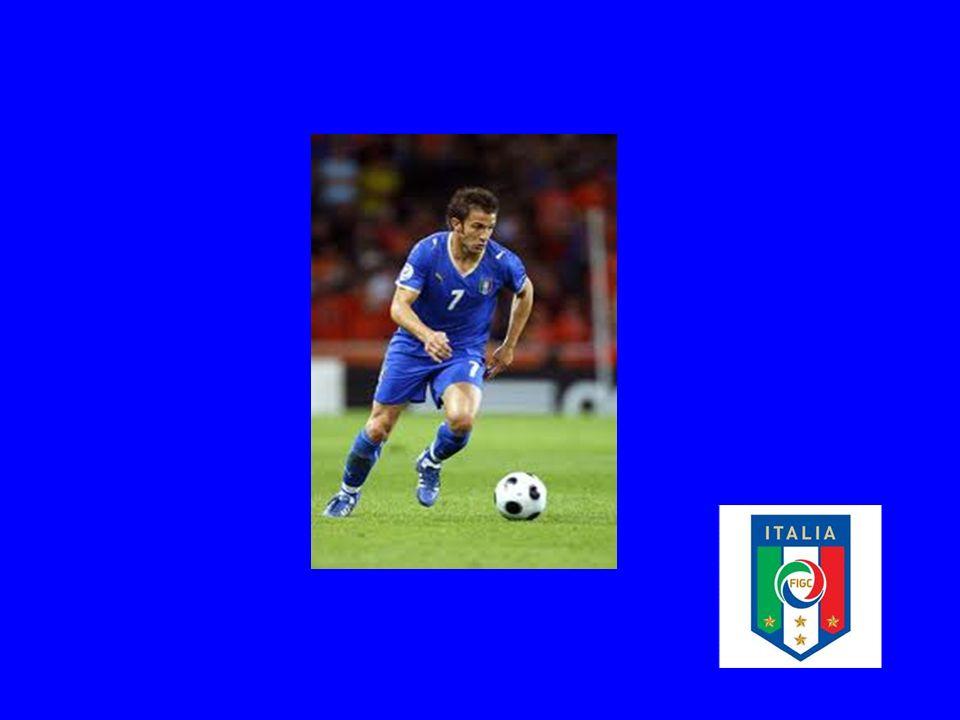 Il 30 ottobre 2010, segna il suo 179 gol in campionato che diventa così il migliore cannoniere della storia del Juventus in serie A.