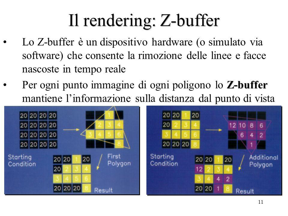10 Z-Buffer