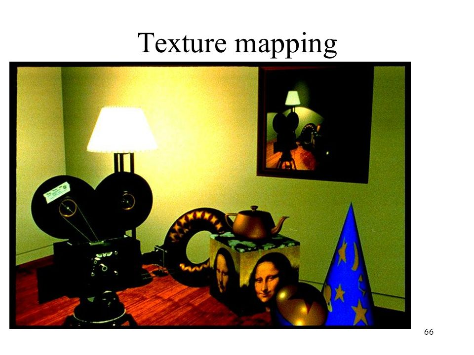 66 Texture mapping
