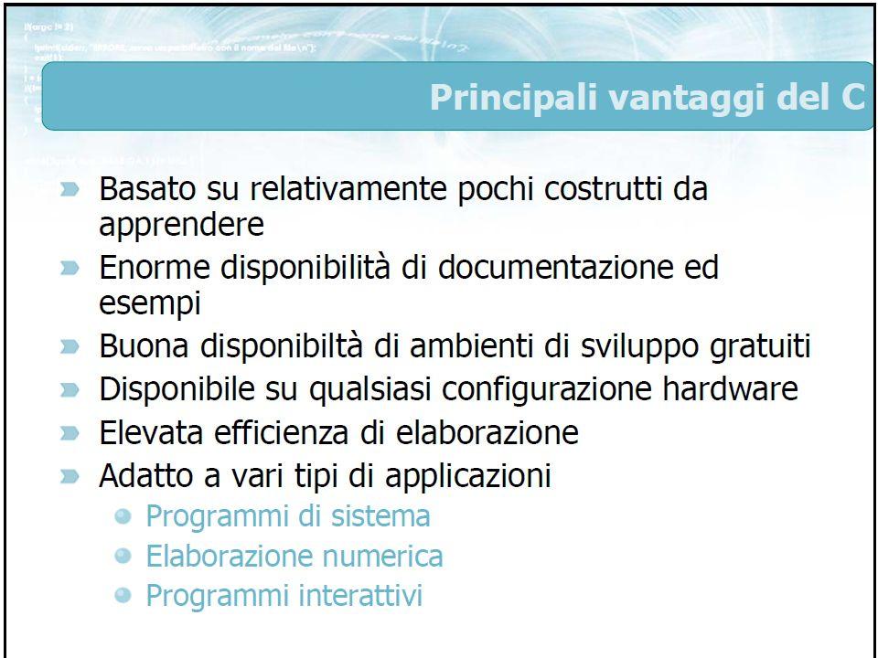 Finalità del corso 6Piero Scotto - C14