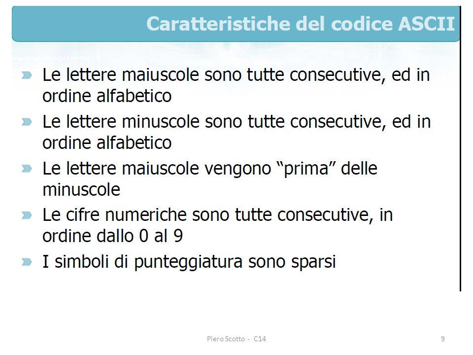 Piero Scotto - C1450