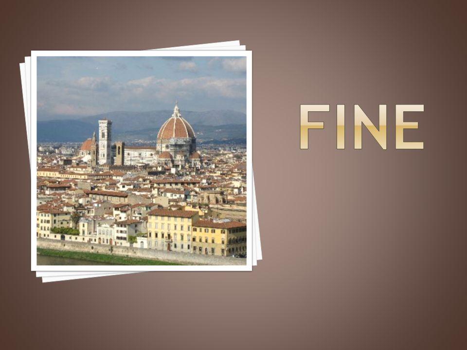 Questi luoghi conosciutissimi partecipano alla fama di Firenze ed al posto che occupa la città nei cuori e le memorie dei turisti.