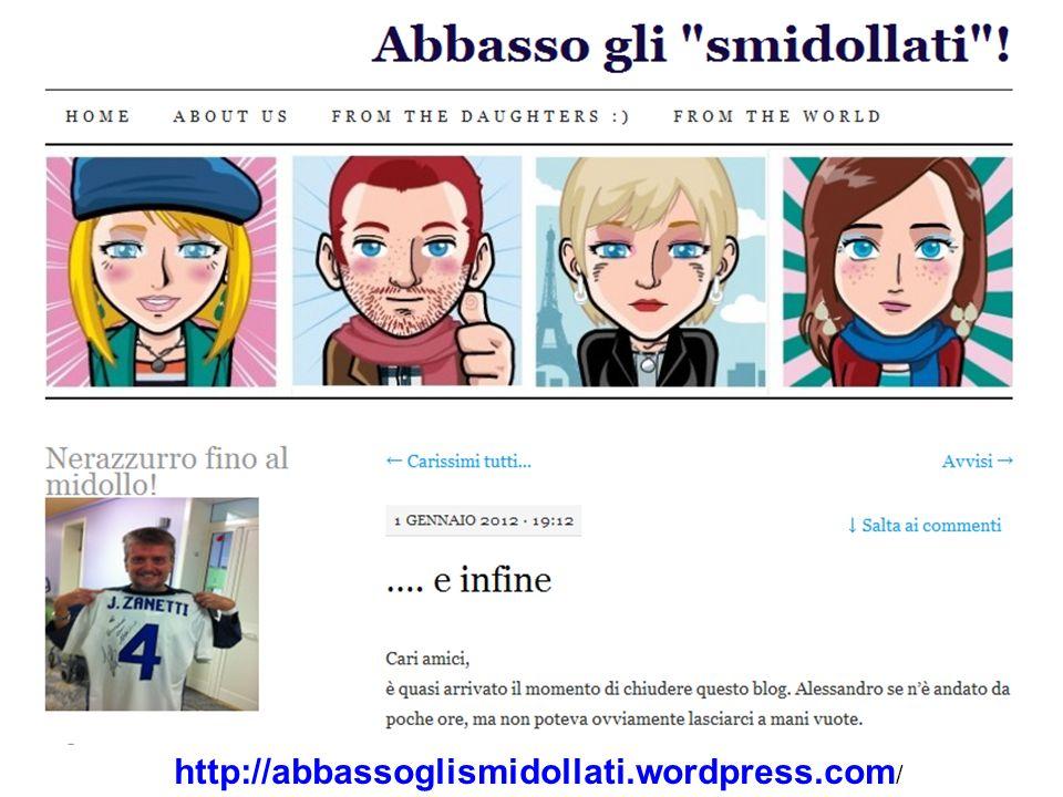 http://abbassoglismidollati.wordpress.com /