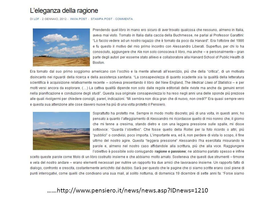 ……http://www.pensiero.it/news/news.asp IDnews=1210