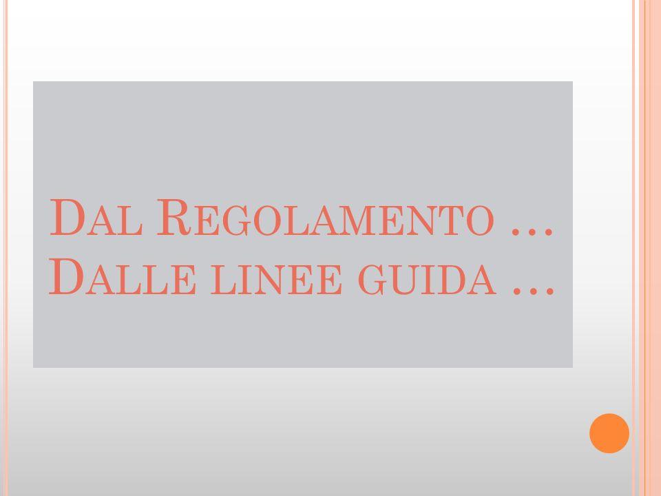 LA DEFINIZIONE DEI PERCORSI riprende le indicazioni nazionali riguardanti lobbligo di istruzione (D.M.