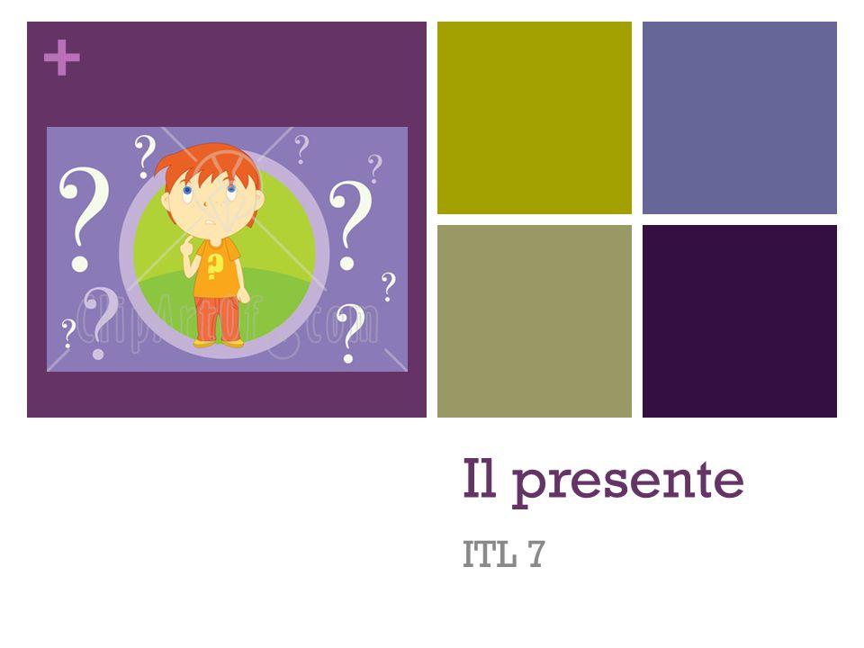 + Il presente ITL 7