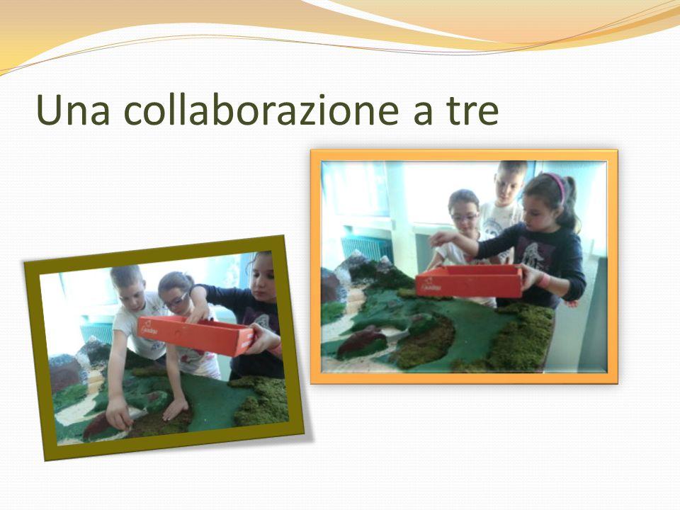 Una collaborazione a tre