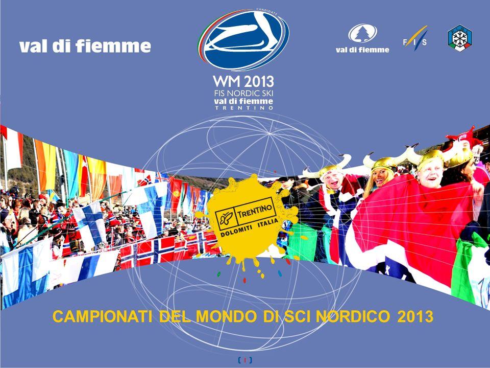 CAMPIONATI DEL MONDO DI SCI NORDICO 2013