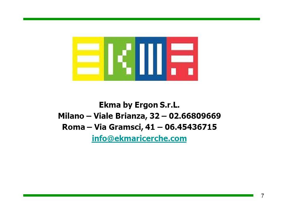 7 Ekma by Ergon S.r.L.