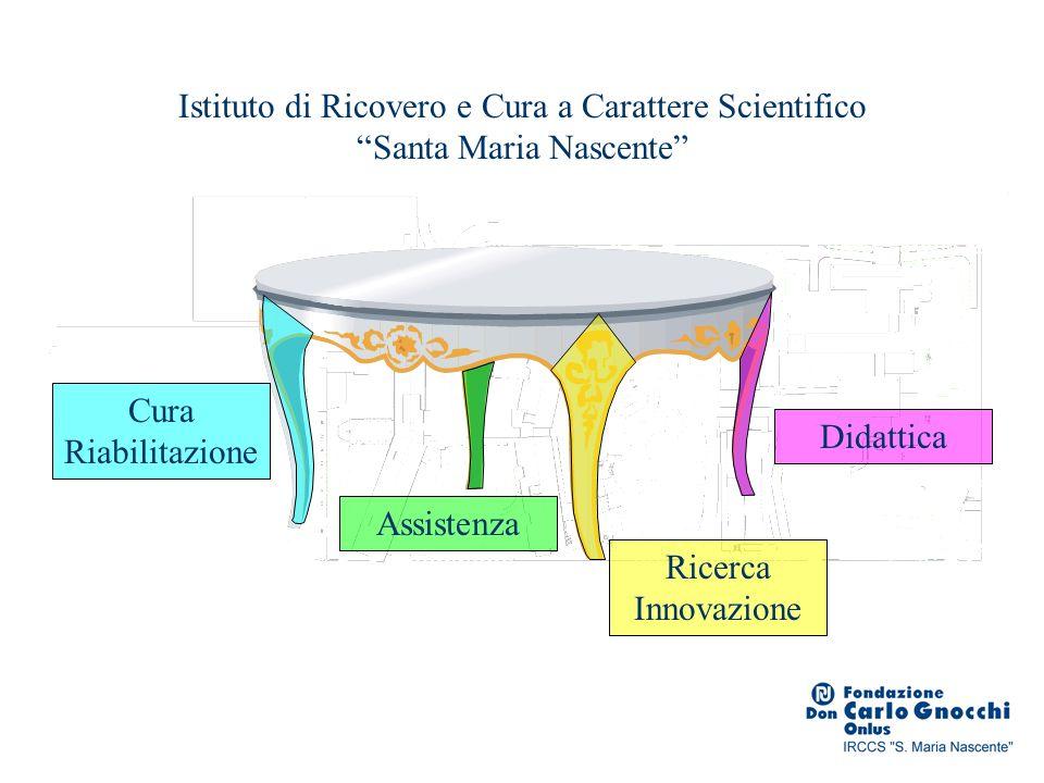 Cura Riabilitazione Assistenza Ricerca Innovazione Didattica Istituto di Ricovero e Cura a Carattere Scientifico Santa Maria Nascente