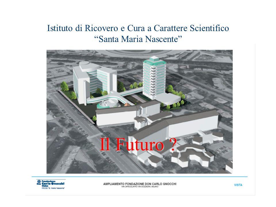 Istituto di Ricovero e Cura a Carattere Scientifico Santa Maria Nascente Il Futuro ?