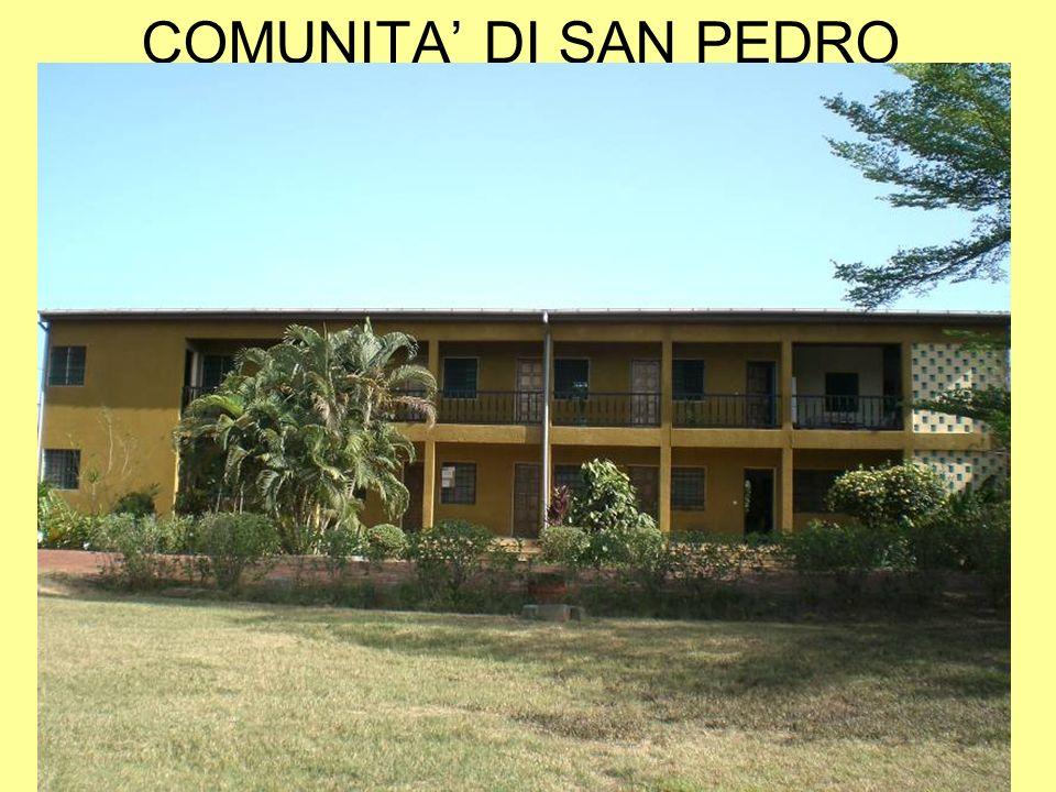 COMUNITA DI SAN PEDRO