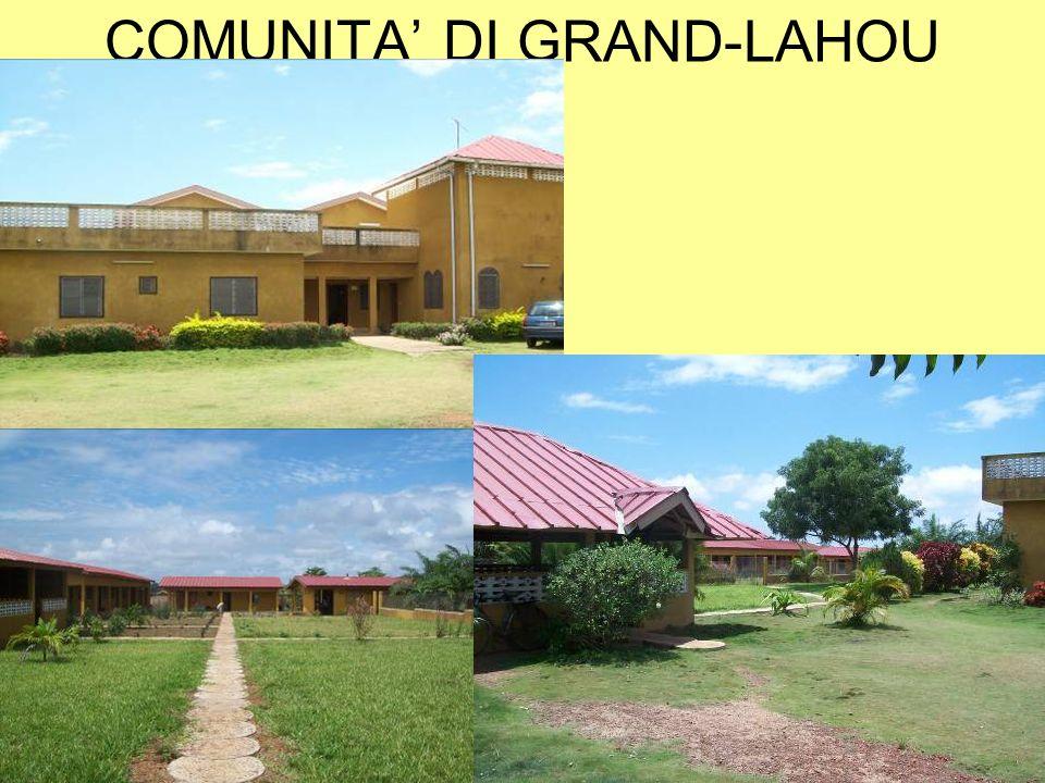 COMUNITA DI GRAND-LAHOU