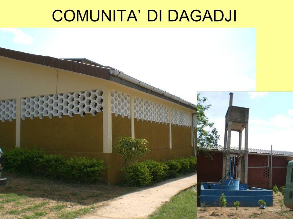 COMUNITA DI DAGADJI