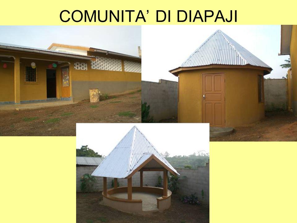 COMUNITA DI DIAPAJI