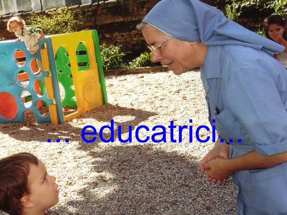 ... educatrici...