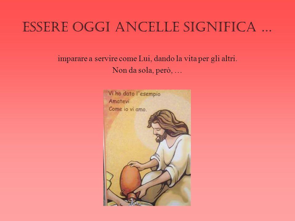 … per formare alla vita e alla fede la gioventù e la giovane donna.