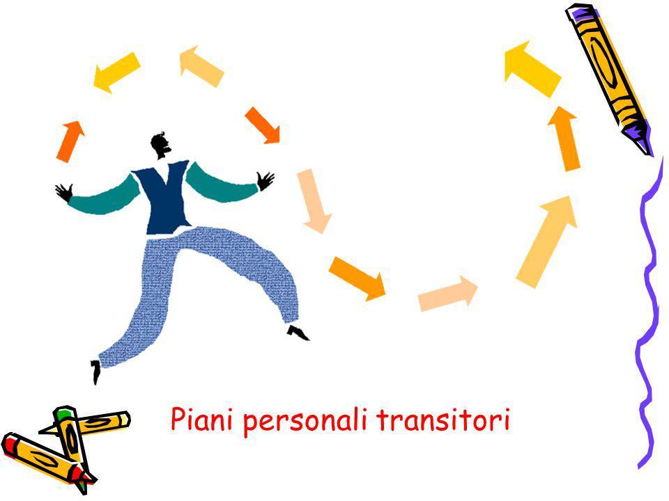 Piani personali transitori
