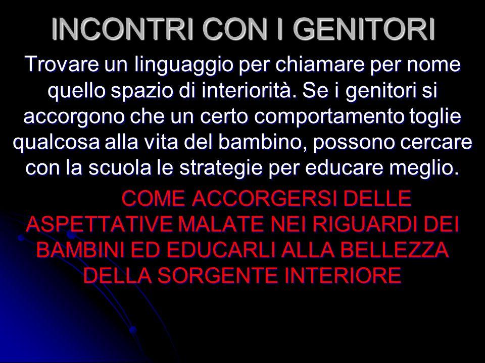 LAVORO DI GRUPPO 1 Essere daccordo come corpo docente.