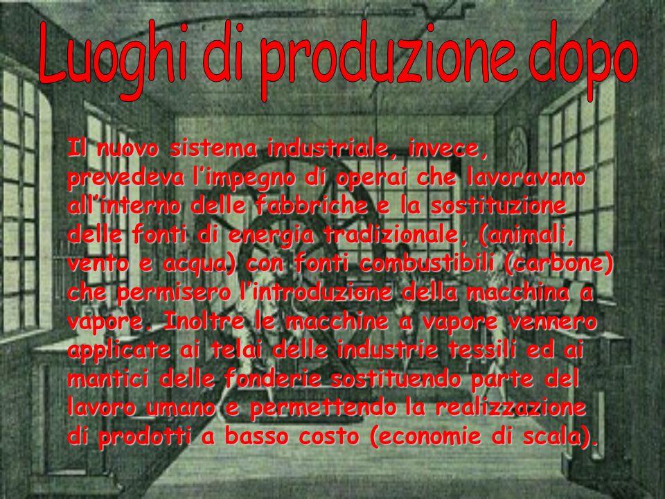 La 1^rivoluzione industriale ebbe notevoli ripercussioni sociali in quanto accompagnò una serie di profonde trasformazioni nelleconomia e nella vita sociale.