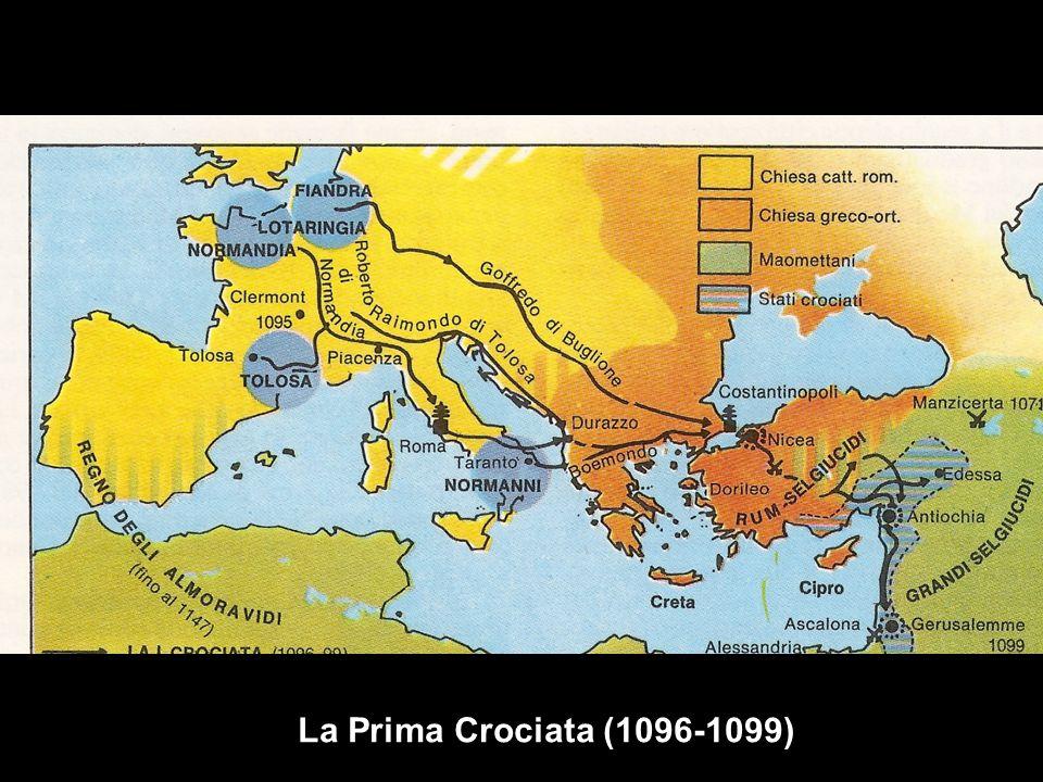 La Prima Crociata (1096-1099)