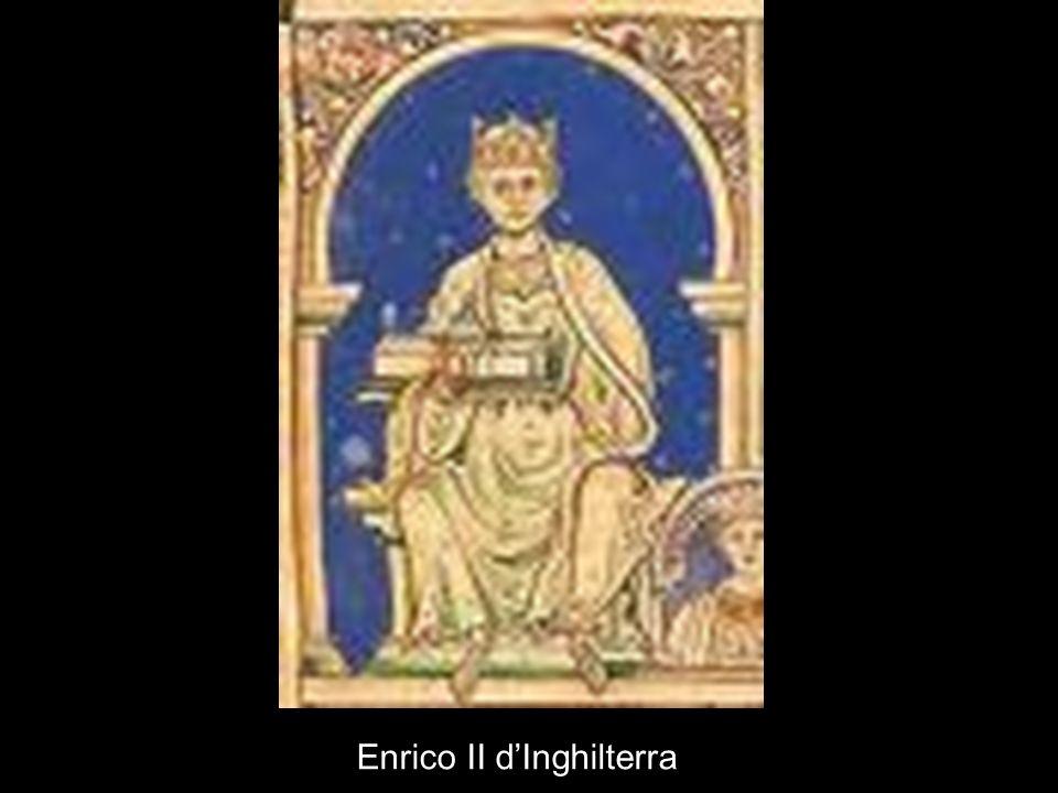Enrico II dInghilterra