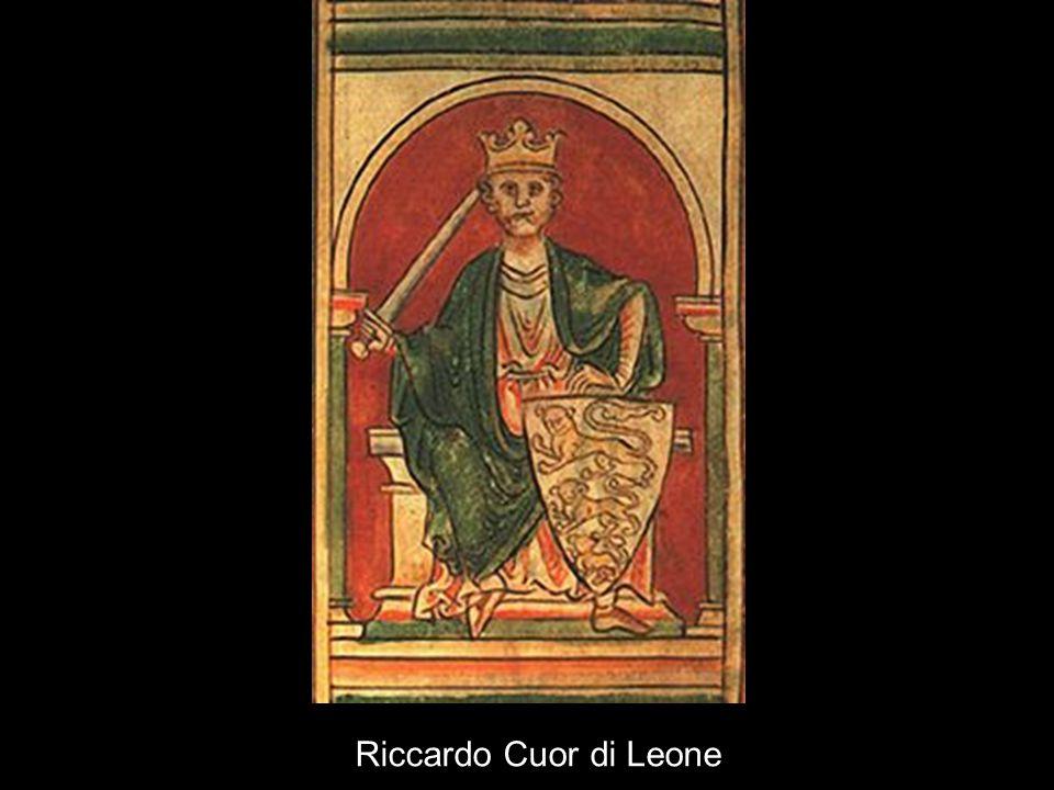 Riccardo Cuor di Leone
