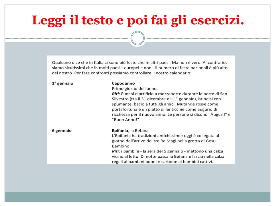This week and the following week youll have to… …finish the units: 8.3 (informare): deadline 7 November 2011 8.4 (dare istruzioni): deadline 14 November 2011 8.5 (esprimere opinioni): deadline 21 November 2011 The next meeting will be the last one.