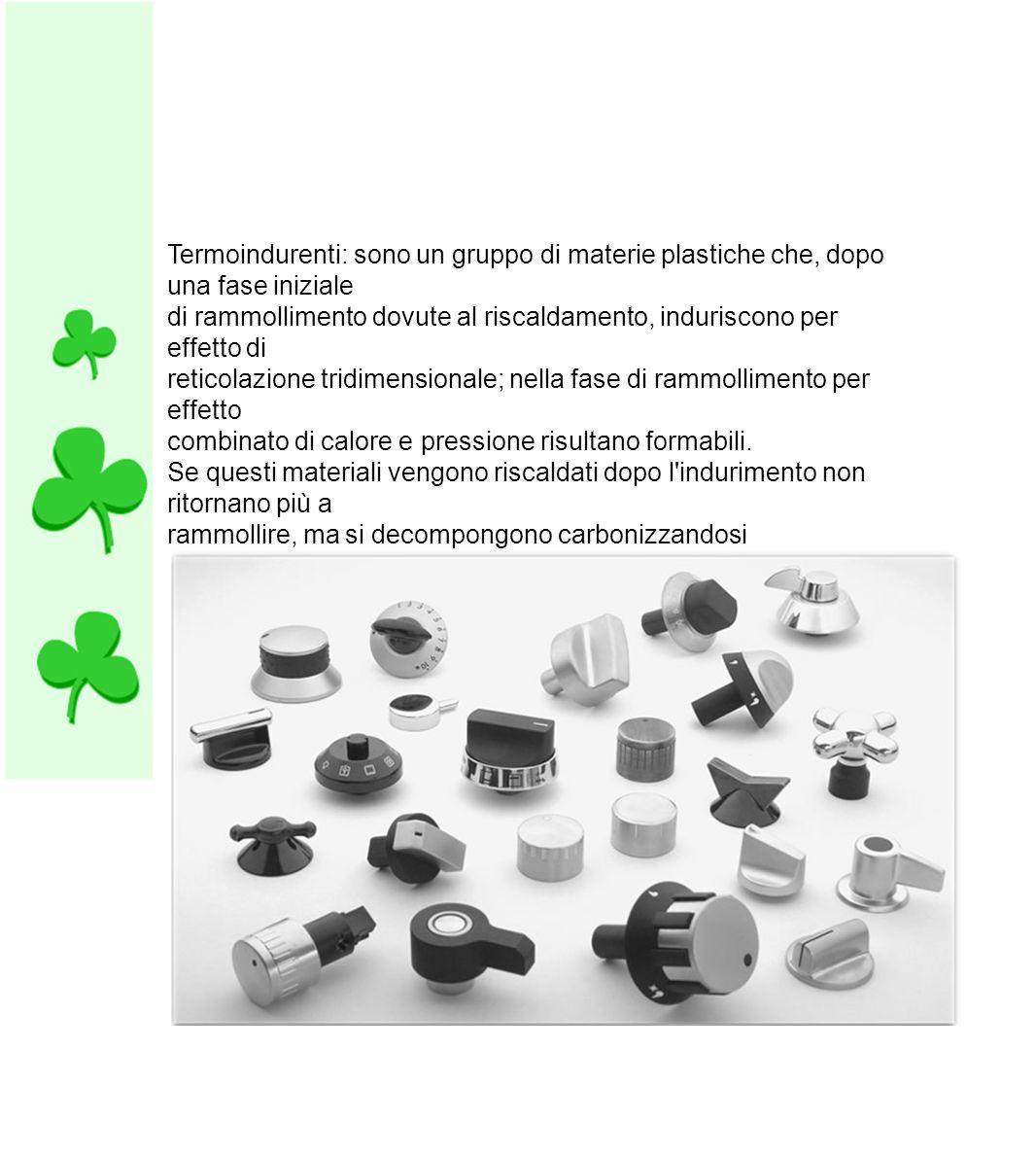 Caratteristiche L e caratteristiche vantaggiose delle materie plastiche rispetto ai materiali metallici e non metallici sono la grande facilità di lavorazione, l economicità, la colorabilità, l isolamento acustico, termico, elettrico, meccanico (vibrazioni), la resistenza alla corrosione e l inerzia chimica, nonché l idrorepellenza e l inattaccabilità da parte di muffe, funghi e batteri
