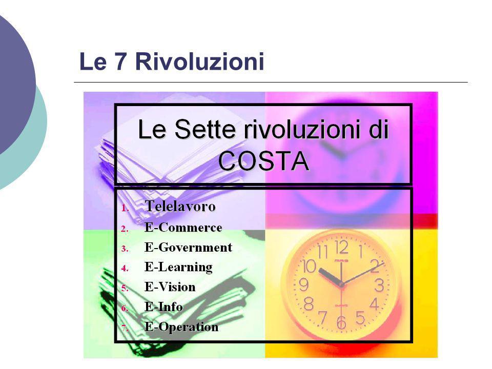 Le 7 Rivoluzioni