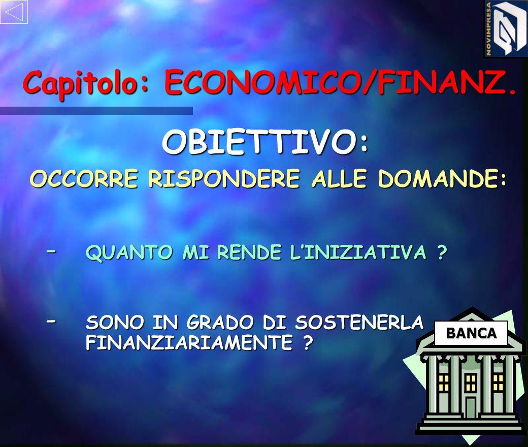 ECONOMICO/FINANZIARIO
