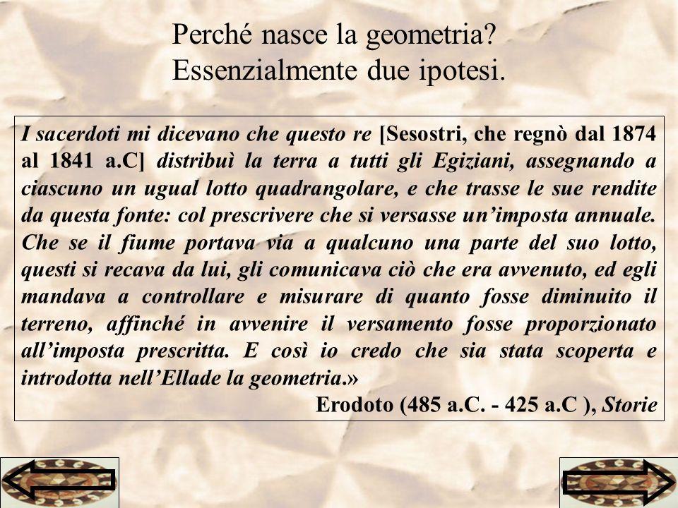Duplicazione del cubo Menecmo (Alopeconesso 380 a.C.