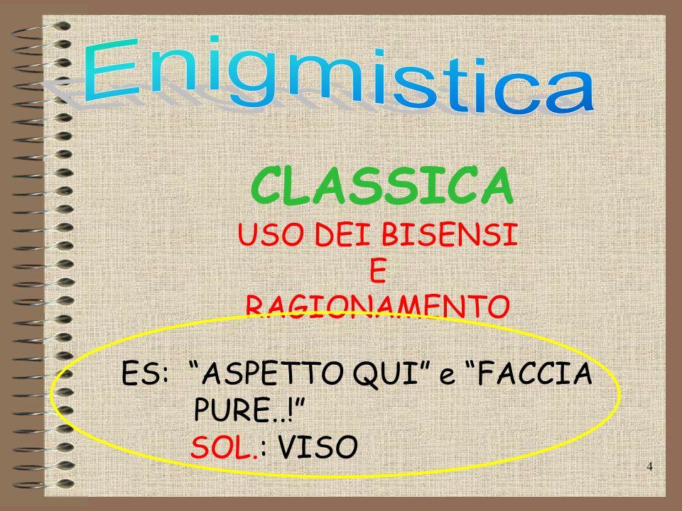 44 DIZIONARIO ENCICLOPEDICO DI ENIGMISTICA E LUDOLINGUISTICA DI GIUSEPPE ALDO ROSSI (ED.