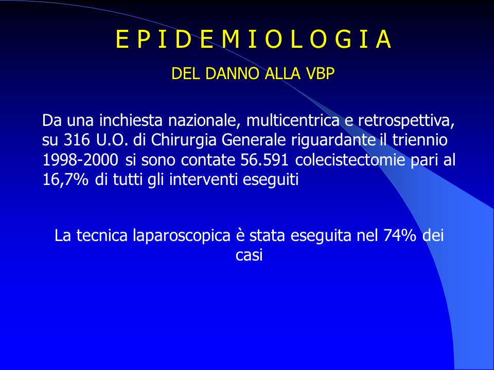 PROCEDIMENTI DIAGNOSTICI Esami ematochimici indici di colestasi (ALP, GT, Bil.