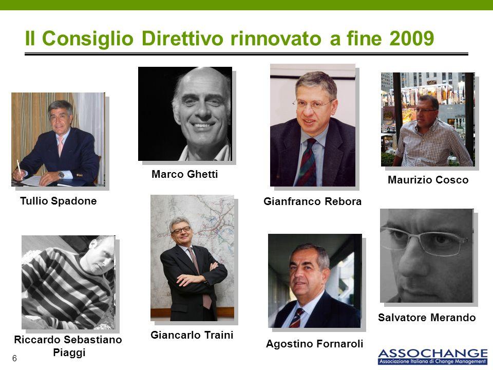 7 Giuseppe Boschi Paola Manfredino Matteo Reguzzoni Revisori dei Conti
