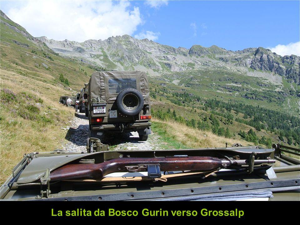 La salita da Bosco Gurin verso Grossalp
