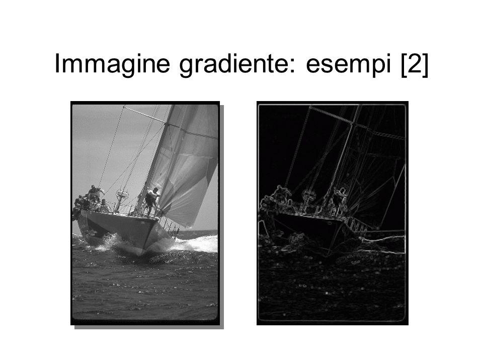 Immagine gradiente: esempi [2]