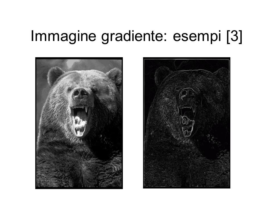 Immagine gradiente: esempi [3]