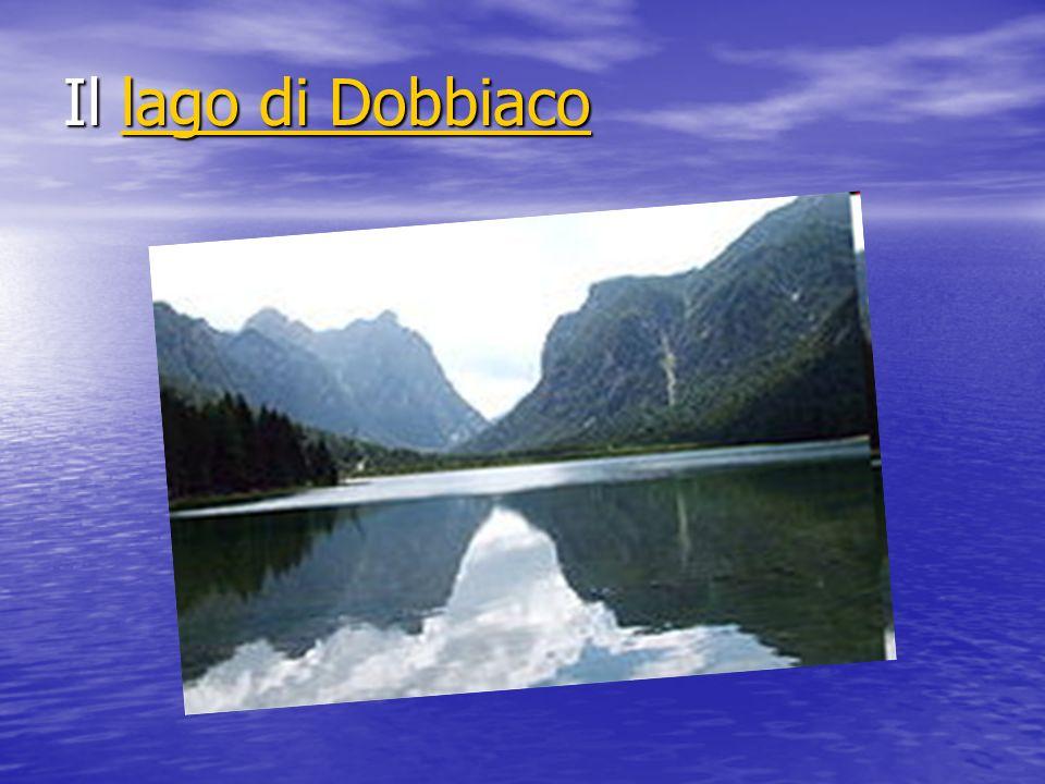 Il lago di Dobbiaco lago di Dobbiacolago di Dobbiaco