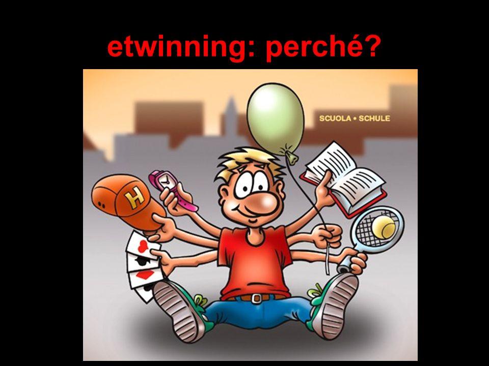 etwinning: perché?