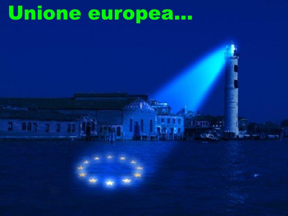 Unione europea…