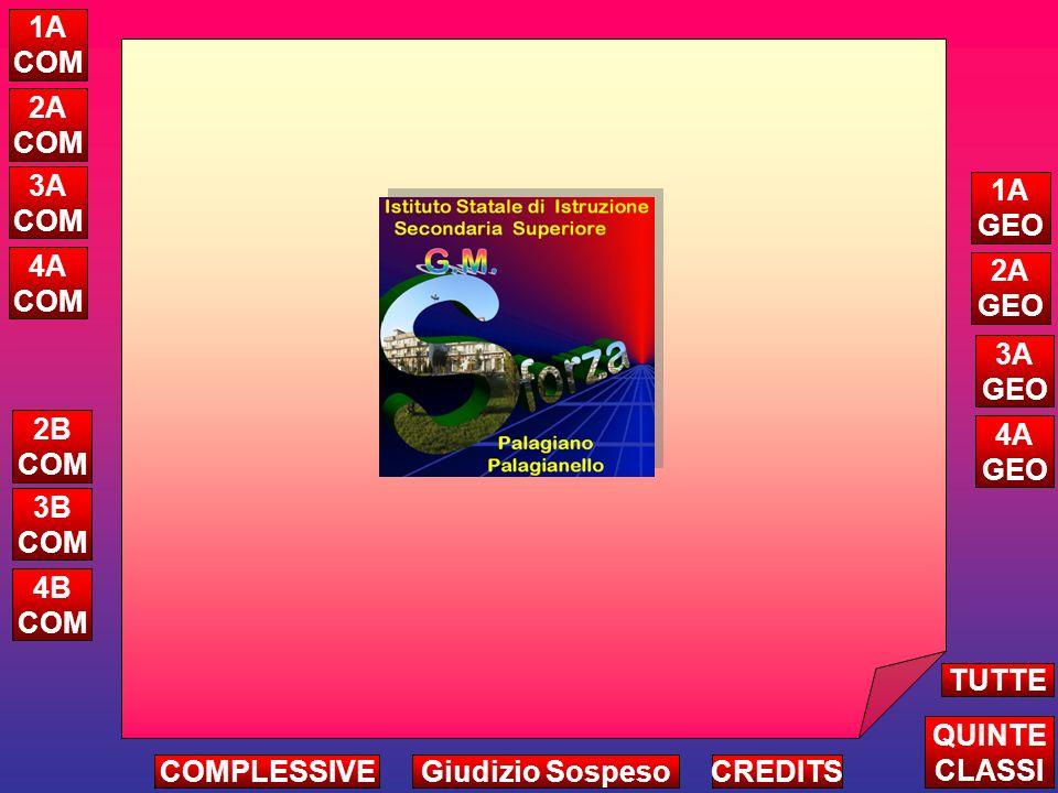 5^C COMMERCIALE ATTRIBUZIONE CREDITO COMPLESSIVO 20 VALUTAZIONE MEDIA: 13,3 punti 19 18 17 16 15 14 13 12 11 10 9 8 7 6 5 1 2 1 1 1 1 2 2 2 2