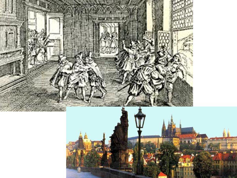 Guerra dei Trentanni 1618-1648 A sostegno dell Austria scesero in campo la Spagna e i principi cattolici tedeschi.