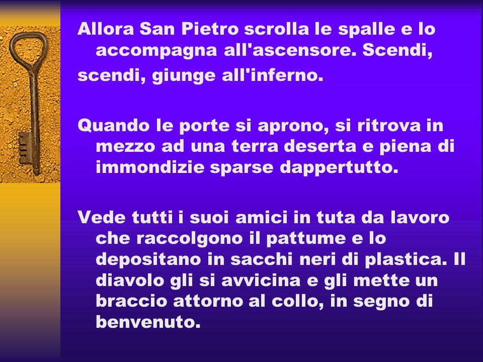Non capisco... balbetta Berlusconi ...