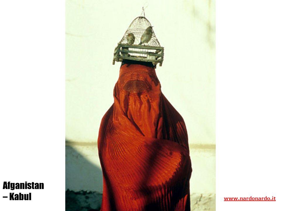 Afganistan – Kabul www.nardonardo.it