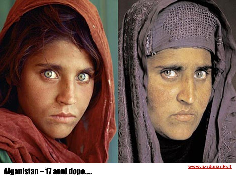 Afganistan – 17 anni dopo..... www.nardonardo.it
