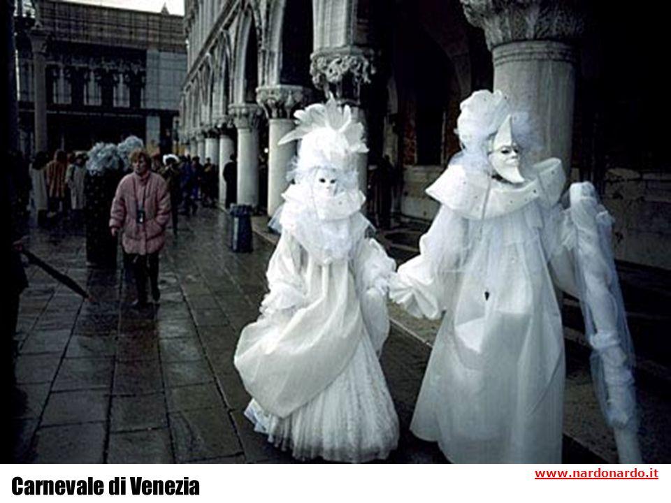 Carnevale di Venezia www.nardonardo.it