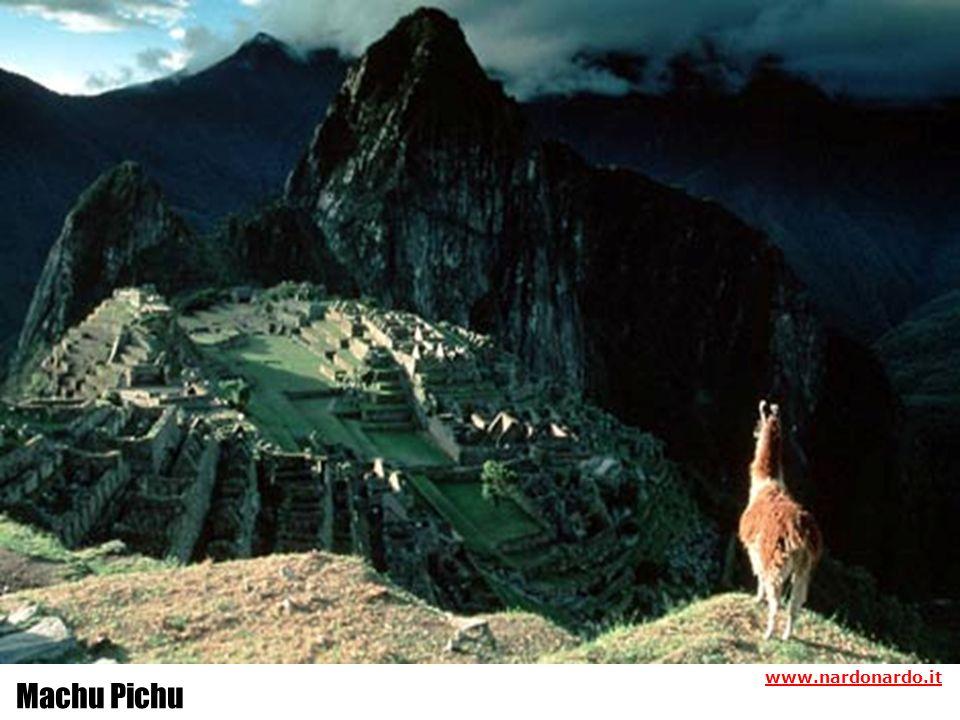 Machu Pichu www.nardonardo.it