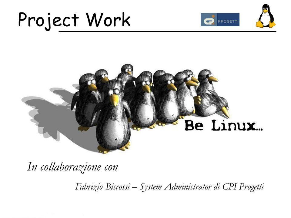 Roma, 28/03/2003 Telecommunication Manager edizione 2002/2003 Project Work Realizzato da: Vittorio Randazzo Angelo Ligorio Giuseppe ContinoGianluca Be