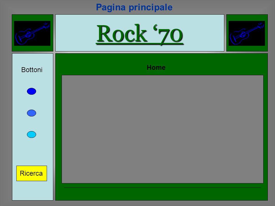Logo Rock 70 Bottoni Home Pagina principale Ricerca